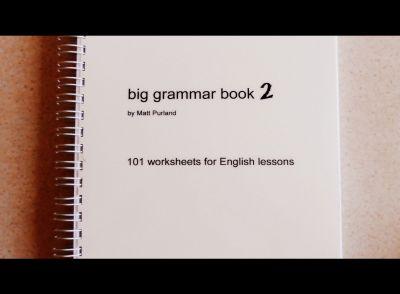 Number Names Worksheets : english grammar printable worksheets ...